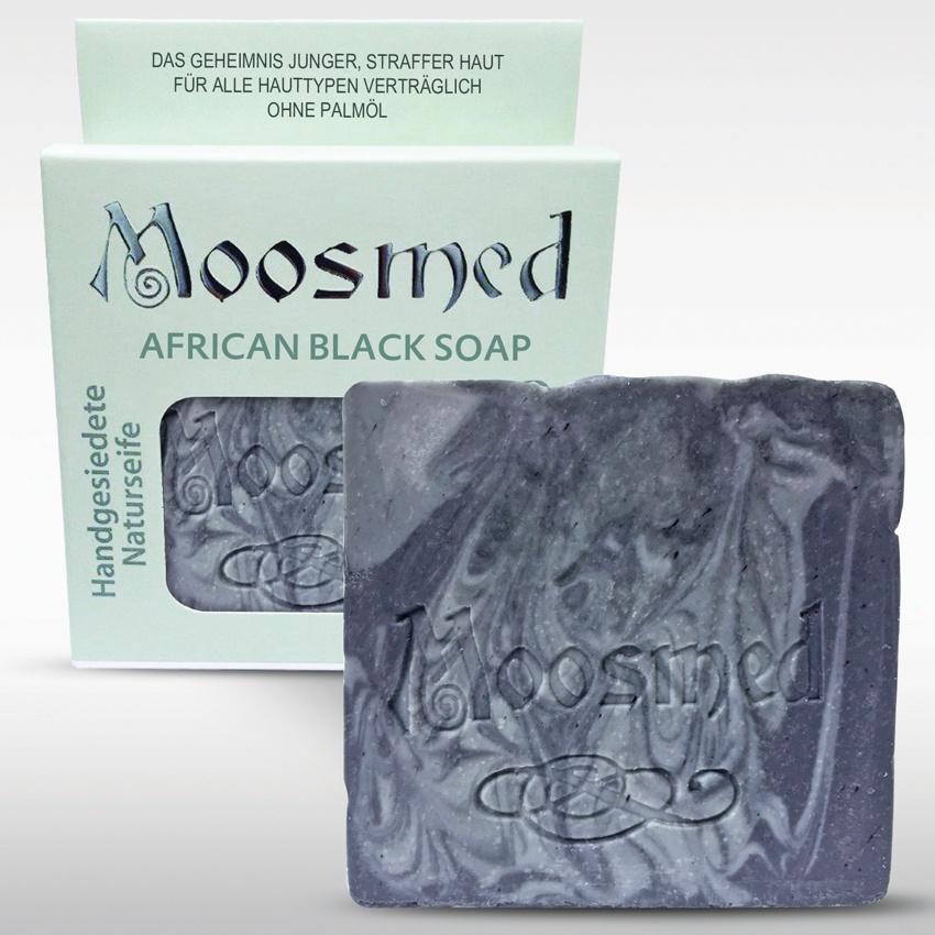 Naturseife African Black Soap